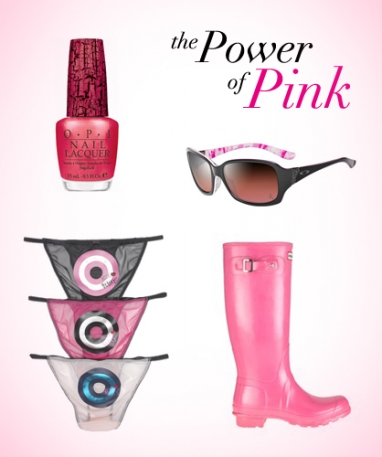 The Power of Pink: Products that help breast cancer research