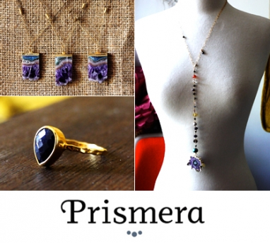Prismera Design debuts 'Mineral' for Holiday 2010/2011