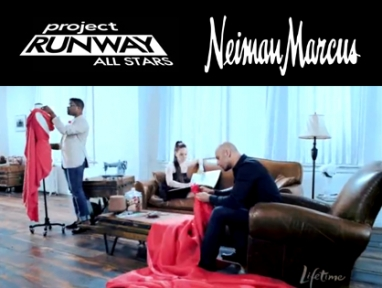 'Project Runway All Stars' gets new sponsor: Neiman Marcus