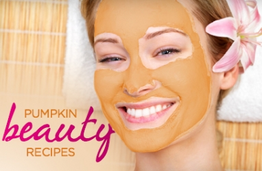 DIY: 5 Pumpkin Beauty Recipes