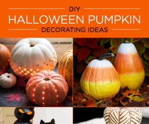 DIY Pumpkin Designs We Love This Halloween