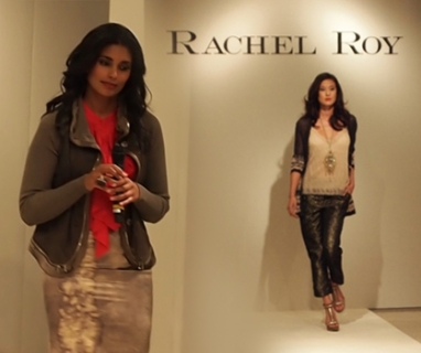 Rachel Roy reveals Fall 2010 Collection in Newport Beach