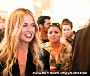 Rachel Zoe kicks off new collection at Neiman Marcus