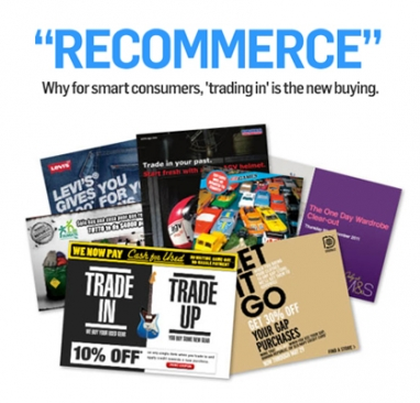 Businesses capitalize on recommerce trend of selling and trading used goods
