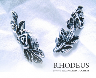 Rochelle Goldberg of Rhodeus discusses the 'natural history' of her collection