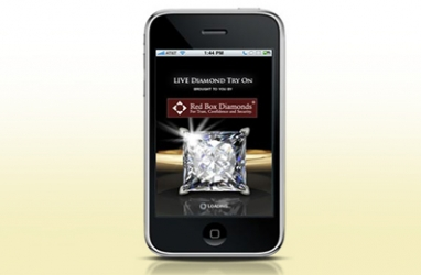 Shopping for Engagement Rings via Your iPhone