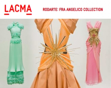 Los Angeles County Museum of Art displays Rodarte gowns