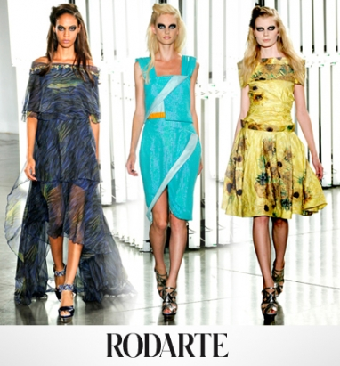 Rodarte sets sights on new footwear line