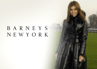 Barneys New York and Carine Roitfeld get together