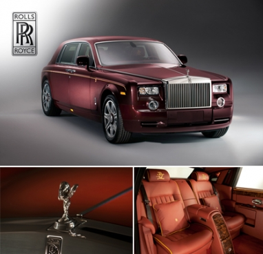 Rolls-Royce rides success in China, releasing new 'Dragon' car