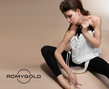 ROMYGOLD relaunches brand and website