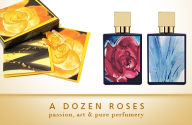A Dozen Roses launches three perfumes inspired from roses