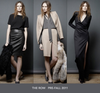 Pre-Fall 2011: The Row