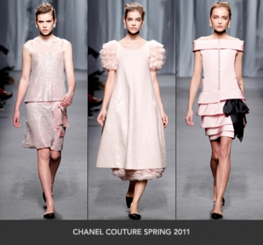 Spring Couture 2011: Chanel