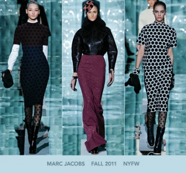 Fall 2011: Marc Jacobs