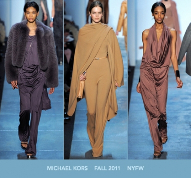 Fall 2011: Michael Kors