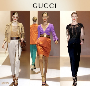 Gucci at MFW: Arabian Nights