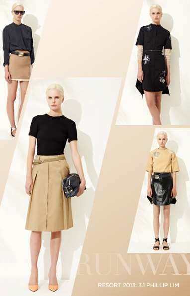 Resort 2013: 3.1 Phillip Lim