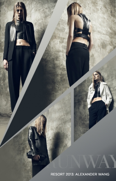 Resort 2013: Alexander Wang