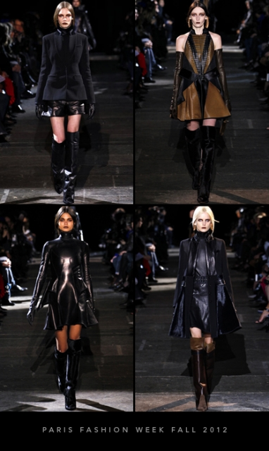 Paris Fashion Week Fall 2012: Givenchy