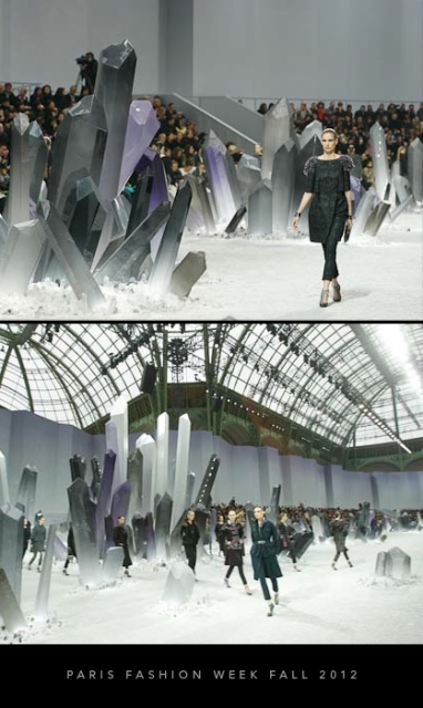 Paris Fashion Week Fall 2012: Chanel