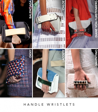 Spring 2012 Runway Trends: Handbags