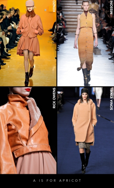 Fall 2012 Trend Wrap-up from A-Z: Part 1