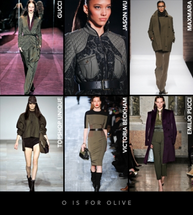 Fall 2012 Trend Wrap-up from A-Z: Part 3