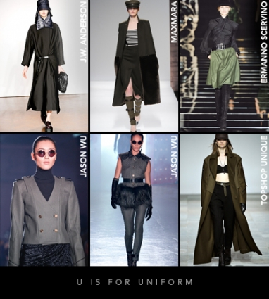 Fall 2012 Trend Wrap-up from A-Z: Part 4