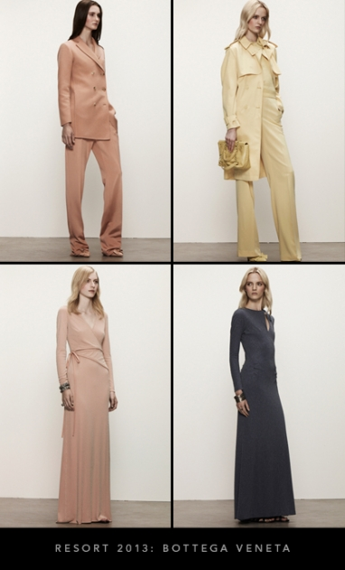 Resort 2013: Bottega Veneta