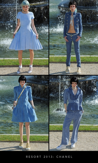 Resort 2013: Chanel
