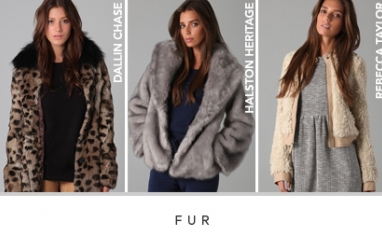 LUX Style: Fur outerwear and accessories