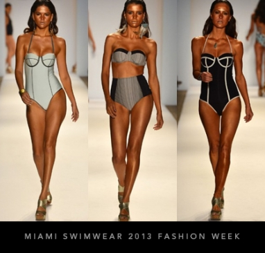 Mercedes-Benz Fashion Week Swim Miami 2013: L*Space by Monica Wise