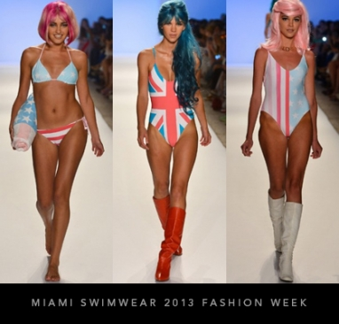 Mercedes-Benz Fashion Week Swim Miami 2013: Wildfox Swim