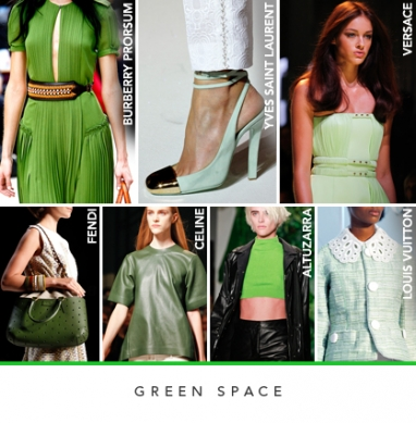 Spring 2012 Runway Trends: Colors