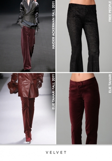 LUX Style: Velvet for the Holidays