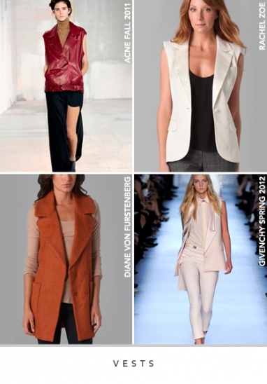 LUX Style: Vests