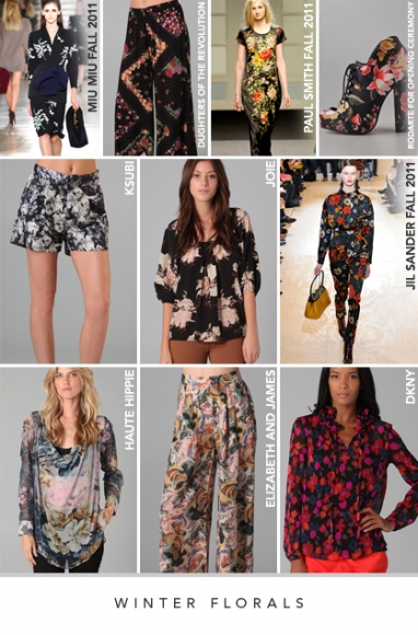 LUX Style: Winter Florals