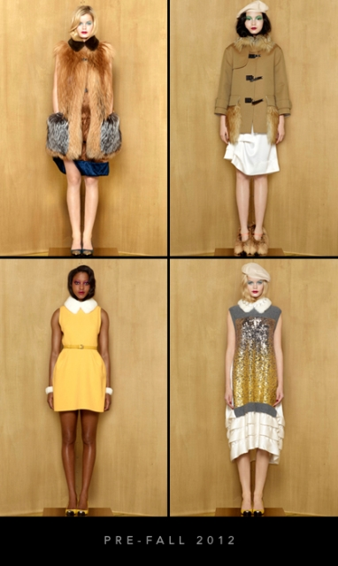 Pre-Fall 2012: Louis Vuitton