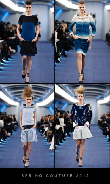 Spring Couture 2012: Chanel