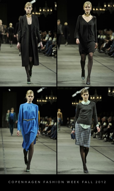 Copenhagen Fashion Week Fall 2012: By Malene Birger