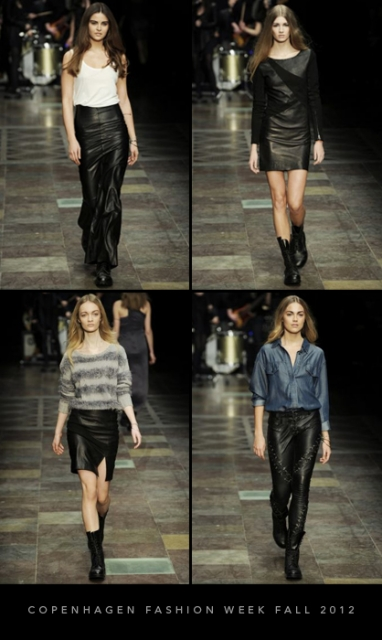 Copenhagen Fashion Week Fall 2012: Gestuz