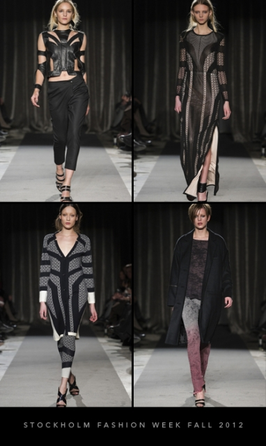 Stockholm Fashion Week Fall 2012: Dagmar