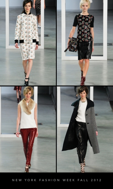 New York Fashion Week Fall 2012: Derek Lam