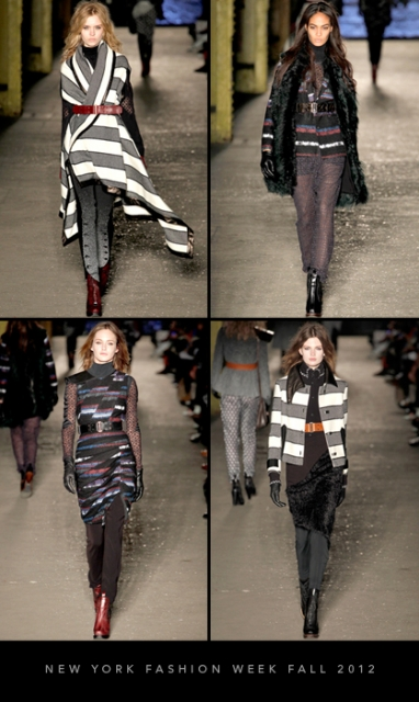 New York Fashion Week Fall 2012: Rag & Bone