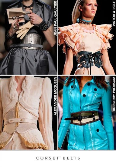 Spring 2012 Runway Trends: Accessories