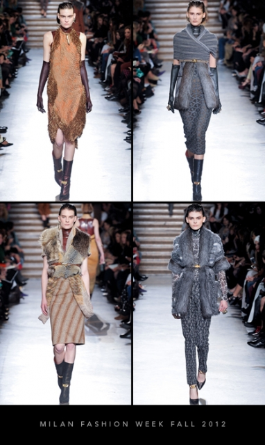 Milan Fashion Week Fall 2012: Missoni