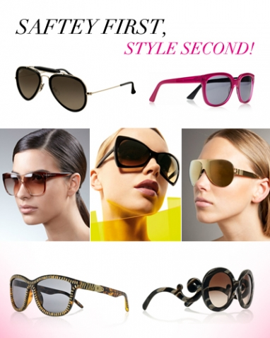 LUX Eyewear: Safety First, Style Second!