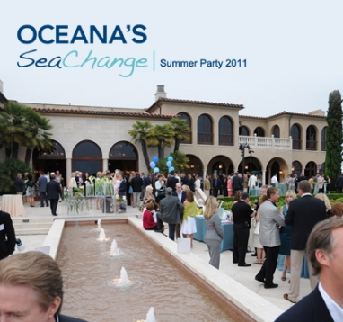 Oceana holds charity event and auction SeaChange Summer Party