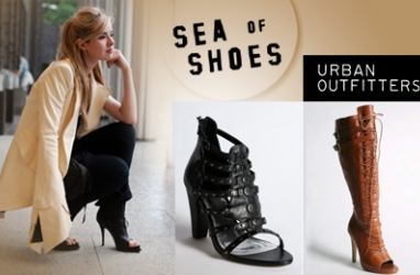 'Sea of Shoes' Blogger is Recruited to Design for Urban Outfitters